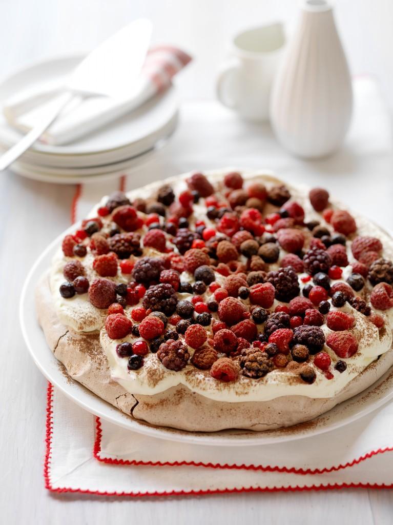 Pavlova recipes & tips to making successful pavlova