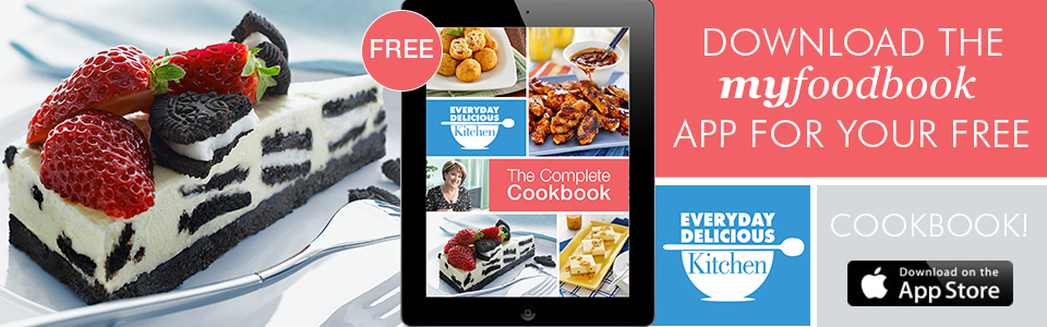 Everyday Delicious Kitchen iPad App