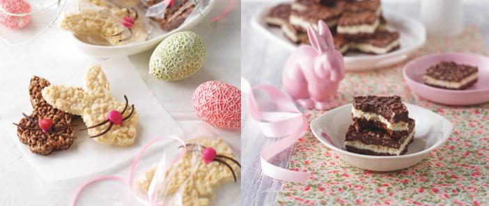 Copha Easter Recipes