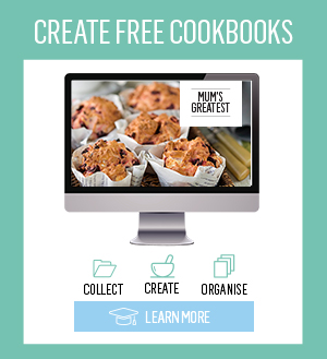 Create free cookbooks at myfoodbook.com.au