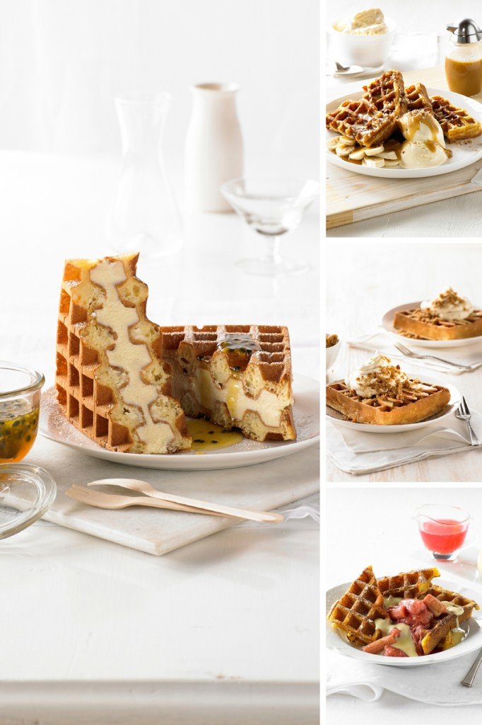 The ultimate Dessert Cookbook - free ebook, iPad and iPhone cookbooks