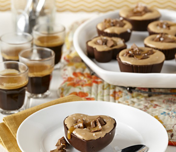 Cadbury Caramello Chocolate Mousse