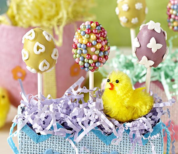 Oreo Easter Pops