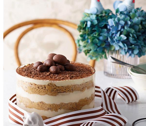 Gluten Free Easter Tiramisu - Copha
