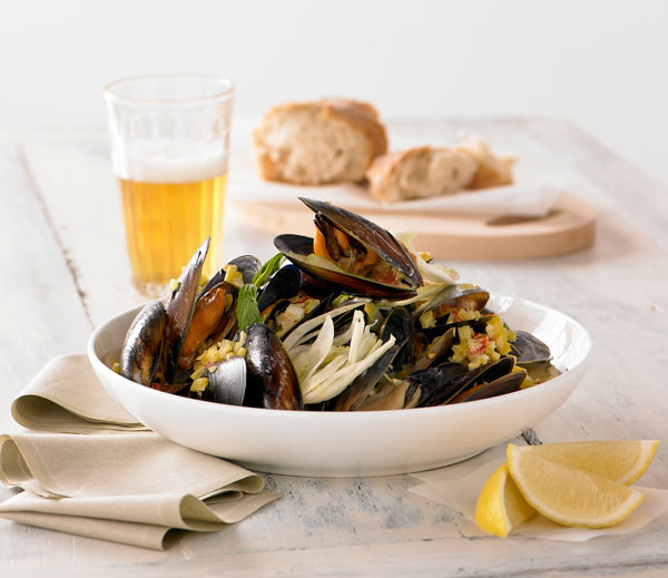 Mussels-Marineres